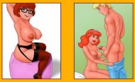Daphne and Velma - super sluts!