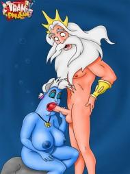 Ursula porn drawing
