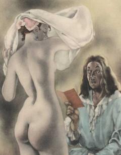 Vintage toon porn scene 4