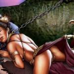 Busty Tram-Pararam Sluts - Adult Toons Turanga Leela sex
