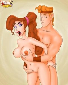 Big tits in sex! - Big Tits Drawing